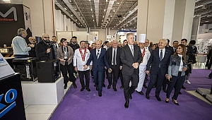 HORECA Fuarı'nın açılışında Tunç Soyer'den Visit İzmir müjdesi