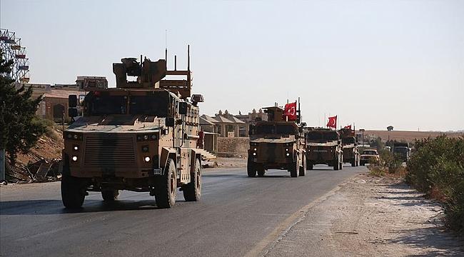 İdlib'de 4 asker şehit oldu, 9 asker yaralı