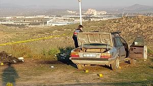 İzmir'de bir kişi aracında ölü bulundu