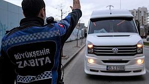 İzmir'de öğrenci servislerine denetim