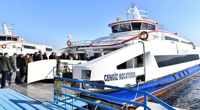 İzmir'de seferler iptal