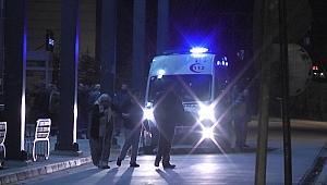 İzmir'de silahlı baskın: 2 kişi ağır yaralı