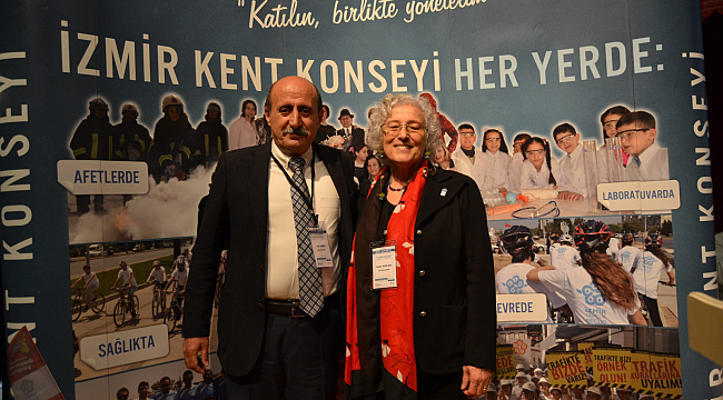 İzmir Kent Konseyi Başkanı Işık oldu!