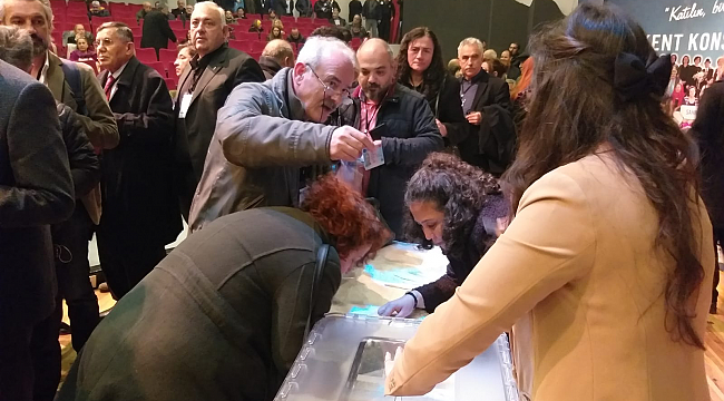 İzmir Kent Konseyi seçiminde ikinci tur!