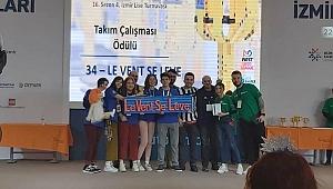 Karşıyaka'nın bilim kahramanları ulusal turnuvada!