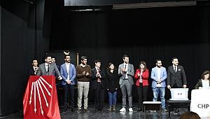 Konak CHP Gençlik Kolları yeni Başkanı Uslu