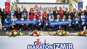 Maraton İzmir için geri sayım başladı