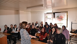 Menemen'de Kadın Sağlığı Günleri başladı