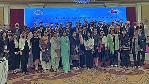 Pakistan'dan MİTSO'ya işbirliği önerisi