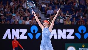 Rus tenisçi Sharapova'dan flaş karar!