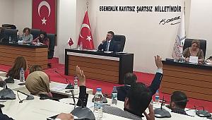 Sandal Belediye Meclisinden yetki istedi Ak Parti tepki gösterdi