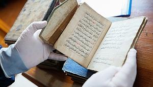 Türbe dediler 400 yıllık kütüphane çıktı