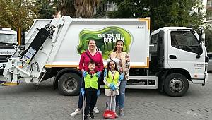 Üç adımda daha temiz Bornova