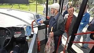 65 yaş kartına İzmir de dur dedi!