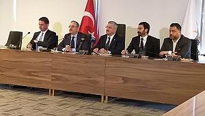 Ak Parti'den Büyükşehir'e kentsel dönüşüm çağrısı