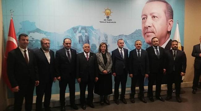 AK Parti İzmir'de 2 ilçenin başkan adayı netleşti