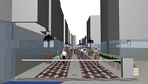 Barış Sokak'ın çehresi değişiyor!