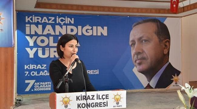 Başkan Özçınar: Kiraz'a hizmet engelleniyor