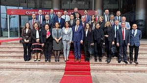 Başkan Yücel Ankara'dan döndü! Peki neler konuşuldu?