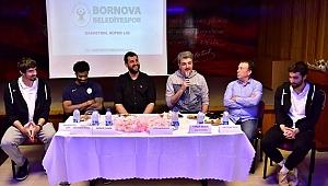 Bornova Belediyespor'un rakibi Budo Gemlik Basketbol