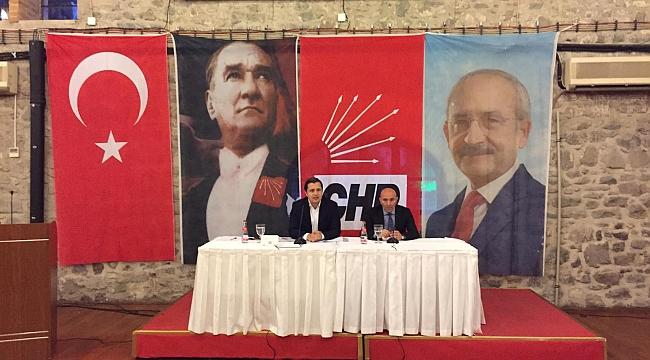 CHP İzmir'den Kurultay'da Kılıçdaroğlu'na tam destek!