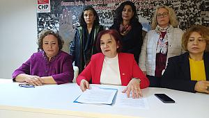 CHP Kadın Kolları Genel Başkanlığına Parmaksız 'adayım' dedi