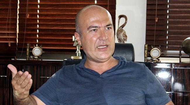 CHP'li Bakan: Karaburun Belediye Başkanımızın yanındayız