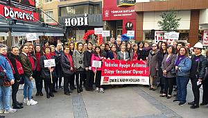 CHP'li Kadınlardan 8 Mart sesi