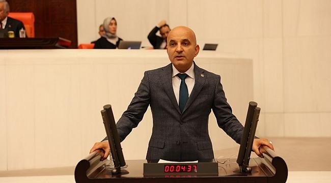 CHP'li Polat'tan Karaburun tepkisi