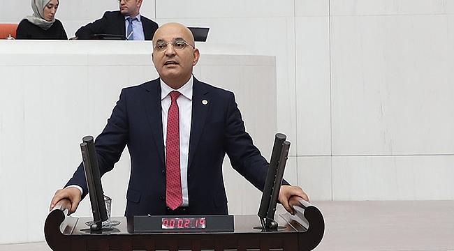 CHP'li Polat'tan Kiraz çıkışı: İZSU Şantiyesi kurmak istedik, alanı vermediler!