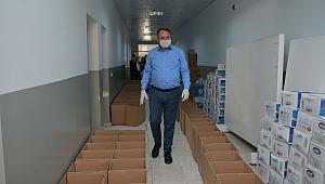 Çiğli'nin 150 Şehit ve Gazi ailesi tek tek arandı...