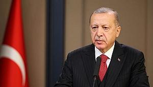 Cumhurbaşkanı Erdoğan: Başta İstanbul, Ankara ve İzmir olmak üzere...
