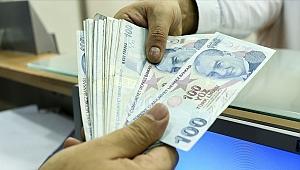 Emeklilere 500 lira promosyon