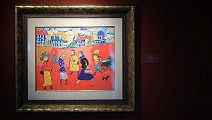 Fikret Muallâ Sergisi Folkart Gallery'de açıldı