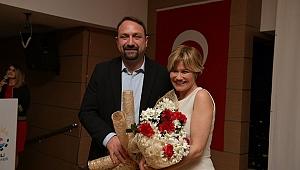 Gazeteci – Yazar Tuluhan Tekelioğlu Çiğli'de
