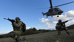 Hakkari'de 'Kapan-3 Kazan Operasyonu' başlatıldı