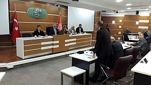 İduğ'suz ilk belediye meclisi