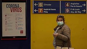 İspanya'da koronavirüsten ölenlerin sayısında rekor artış