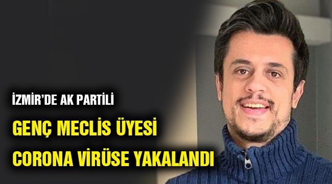 İzmir'de Ak Partili meclis üyesinde corona pozitif çıktı