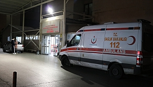 İzmir'de ambulans iki kişiyi hayattan kopardı