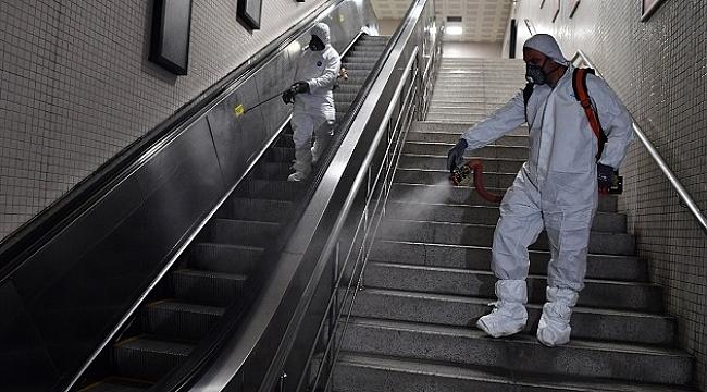 İzmir'de koronavirüs önlemleri