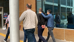 İzmir'de Suriyeli hamile kadın ve oğlunu öldüren kişi tutuklandı
