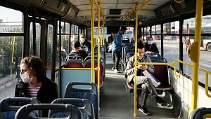İzmir'de toplu ulaşım kullanımı yüzde 79 azaldı