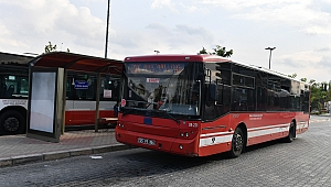 İzmir'de toplu ulaşım kullanımını ciddi oranda azalma!
