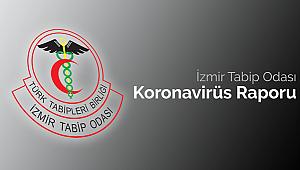İzmir Tabip Odası: İzmir'in vaka sayısı 700, 75'i sağlık personeli