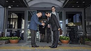 Japon Başkonsolos Nishimaki'den Başkan Soyer'e ziyaret