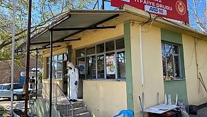 Kiraz'da tüm kamusal alanlar koronavirüse karşı dezenfekte edildi