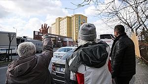 KYK'nın 36 yurdu karantina merkezi oldu
