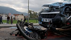 Muğla'da kaza: 1 ölü, 2 yaralı