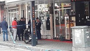 Ödemiş'te pompalı tüfekle iş yerine saldıran kişi tutuklandı